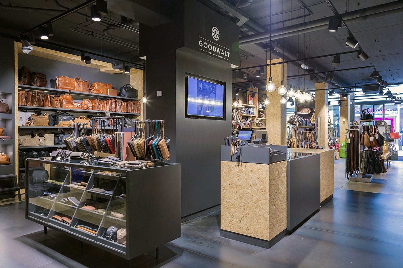 Goodwalt Bags & Cases - Onze winkel